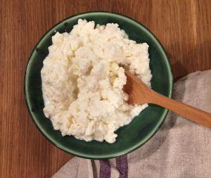 Buttermilk Cottage Cheese